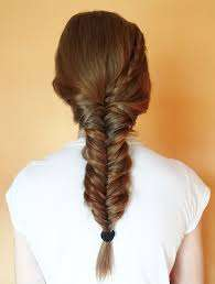 Fish-Tail-Braid